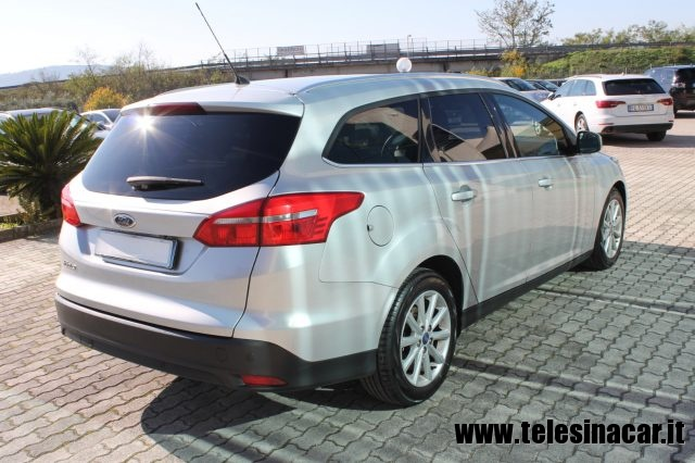 FORD Focus 1.5 TDCi 120 CV Start&Stop SW Business Immagine 3