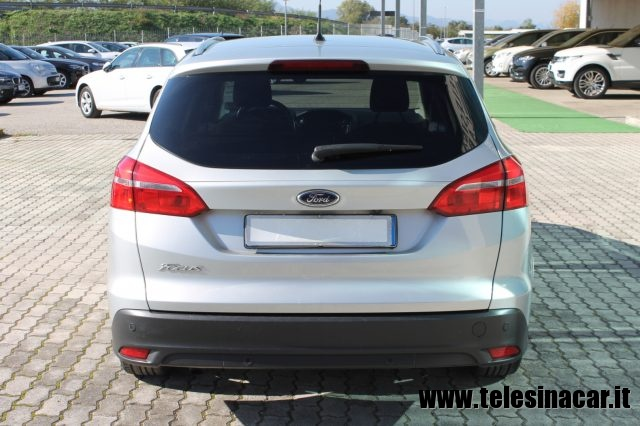 FORD Focus 1.5 TDCi 120 CV Start&Stop SW Business Immagine 4