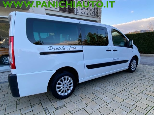 FIAT Scudo 2.0 MJT/130 PL Panorama Executive 5 posti (M1) Immagine 3