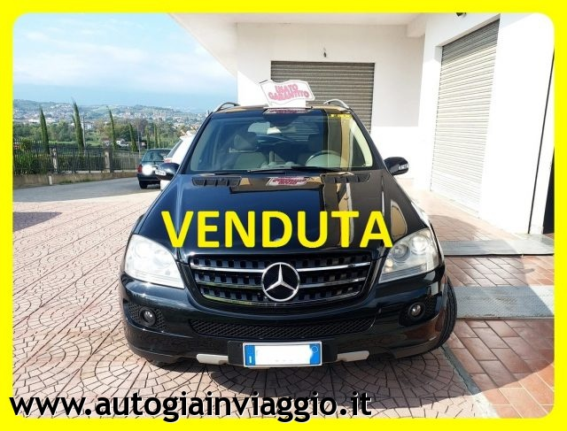 MERCEDES-BENZ ML 280 Nero metallizzato