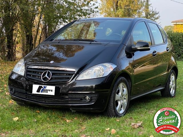 MERCEDES-BENZ A 160 Nero metallizzato