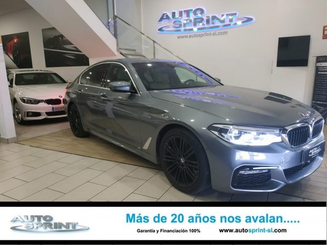 BMW 540 Antracite pastello