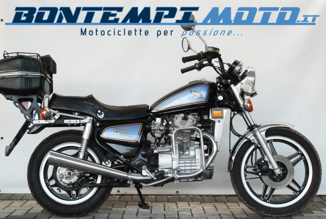 HONDA CX 500 HM Blue metallized