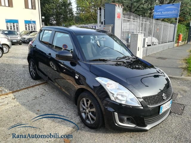 SUZUKI Swift Nero metallizzato