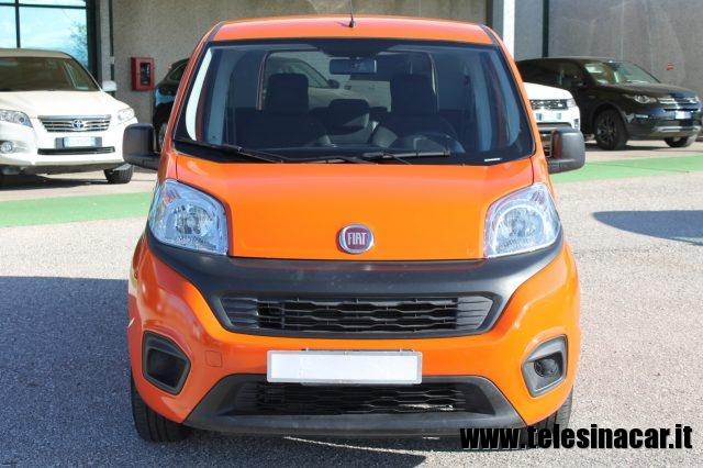 FIAT Qubo 1.4 8V 77 CV Easy Natural Power Immagine 1