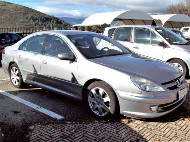 PEUGEOT 607 2.7 V6 24V HDi FAP aut. Titanio Immagine 1
