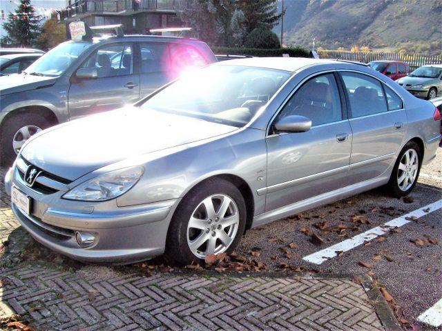 PEUGEOT 607 2.7 V6 24V HDi FAP aut. Titanio Immagine 0