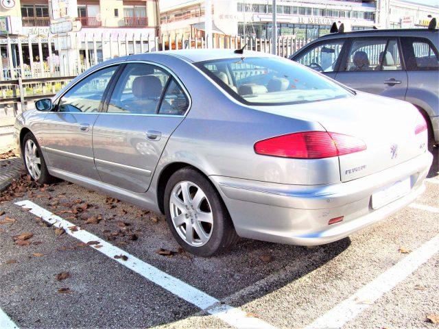 PEUGEOT 607 2.7 V6 24V HDi FAP aut. Titanio Immagine 2