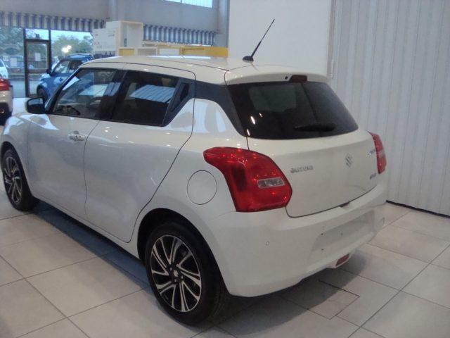 SUZUKI Swift 1.2 Hybrid 4WD AllGrip Top NUOVO CON ROTTAMAZIONE Immagine 1