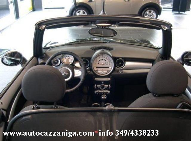 MINI One 1.6 16V CABRIO NUOVO MODELLO 2011 RESTYLING Immagine 4