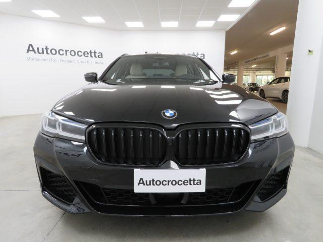 BMW 520 d 48V xD Touring Msport Nuova Immagine 2