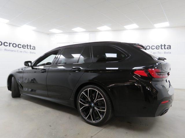 BMW 520 d 48V xD Touring Msport Nuova Immagine 3