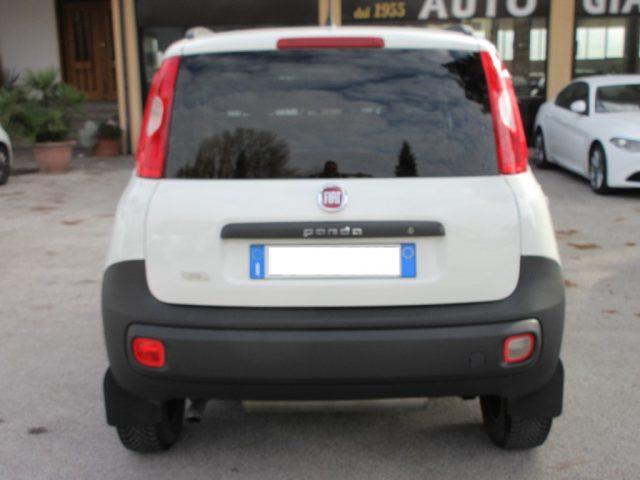 FIAT Panda 1.3 MJT S&S 4x4 Pop Climbing Van 2 posti Immagine 3