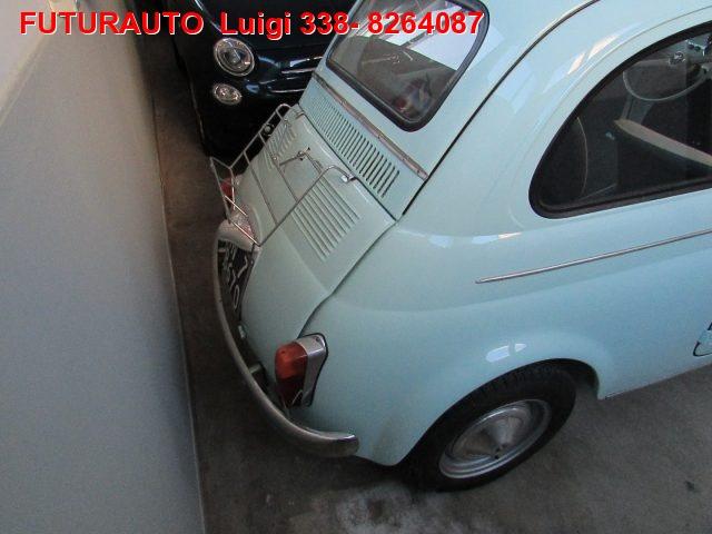 FIAT 500 FIAT 500 D Immagine 4