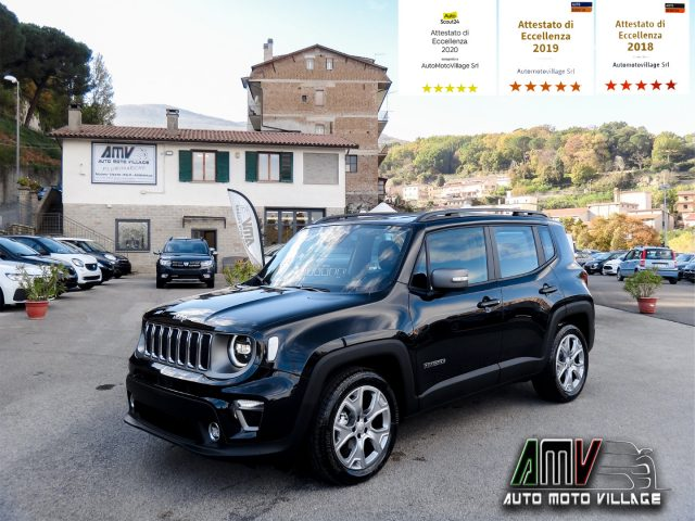 JEEP Renegade 1.0 Benzina Limited APPLE/ANDROID-PACK LED Immagine 0