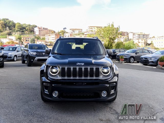 JEEP Renegade 1.0 Benzina Limited APPLE/ANDROID-PACK LED Immagine 1