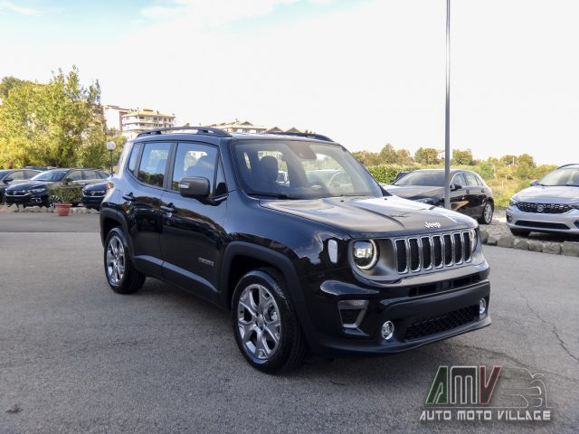 JEEP Renegade 1.0 Benzina Limited APPLE/ANDROID-PACK LED Immagine 2