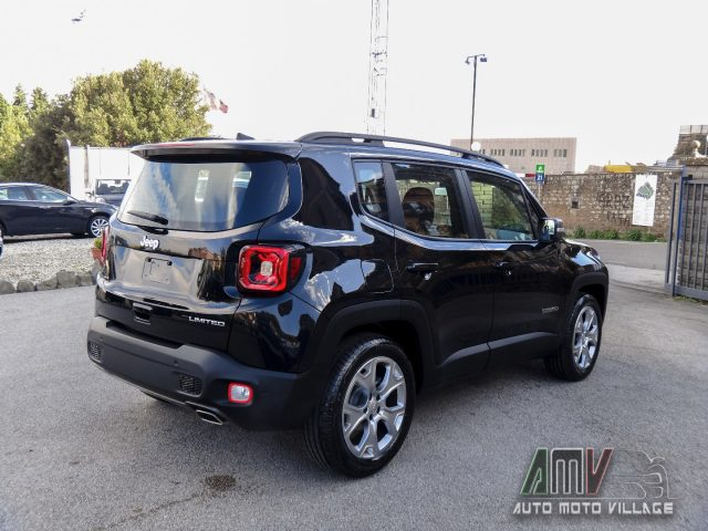 JEEP Renegade 1.0 Benzina Limited APPLE/ANDROID-PACK LED Immagine 3
