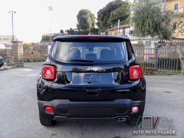 JEEP Renegade 1.0 Benzina Limited APPLE/ANDROID-PACK LED Immagine 4