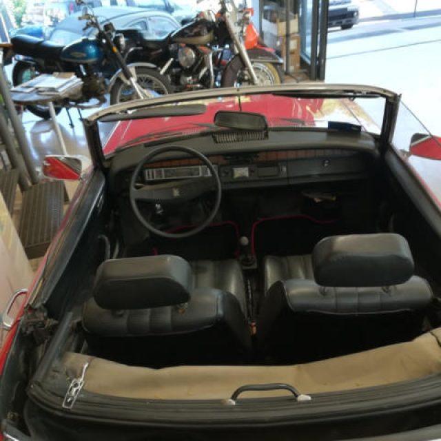 PEUGEOT 304 cabrio Immagine 1