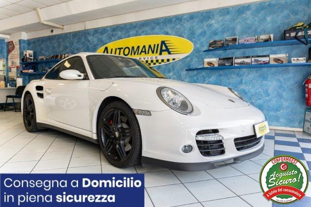 PORSCHE 911 Turbo 997 Coupé 480 CV TAGLIANDI UFFICIALI PORSCHE Immagine 0
