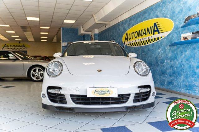 PORSCHE 911 Turbo 997 Coupé 480 CV TAGLIANDI UFFICIALI PORSCHE Immagine 1