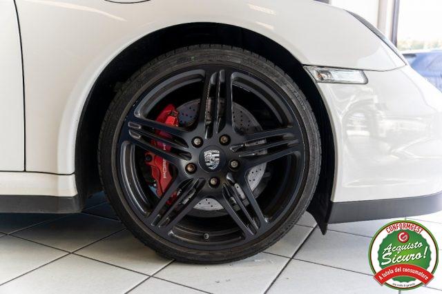 PORSCHE 911 Turbo 997 Coupé 480 CV TAGLIANDI UFFICIALI PORSCHE Immagine 2