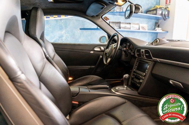 PORSCHE 911 Turbo 997 Coupé 480 CV TAGLIANDI UFFICIALI PORSCHE Immagine 4