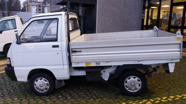 PIAGGIO Other PORTER 4WD  ribaltabile posteriore