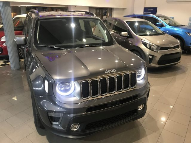 JEEP Renegade 1.3 T4 150 CV  Limited 4x2 DDCT MY 21 Immagine 0
