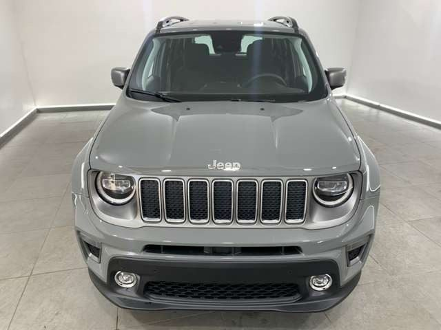 JEEP Renegade 1.3 T4 150 CV  Limited 4x2 DDCT MY 21 Immagine 1