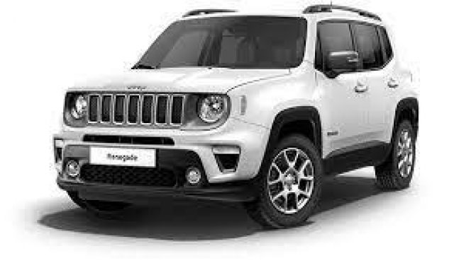 JEEP Renegade 1.3 T4 150 CV  Limited 4x2 DDCT MY 21 Immagine 2