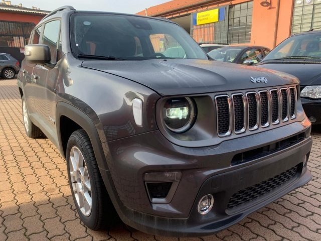 JEEP Renegade 1,3 T4 150CV DDCT LIMITED+NAVY 8.4''PACK LED Immagine 3