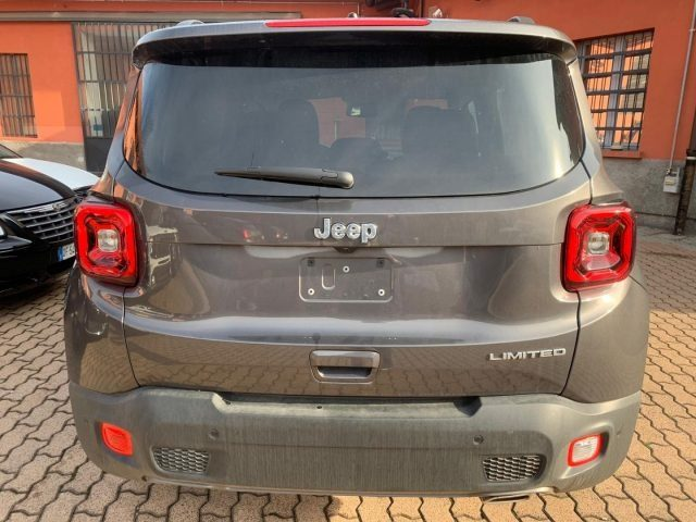 JEEP Renegade 1,3 T4 150CV DDCT LIMITED+NAVY 8.4''PACK LED Immagine 2