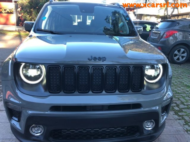 JEEP Renegade STIN GREY metallizzato
