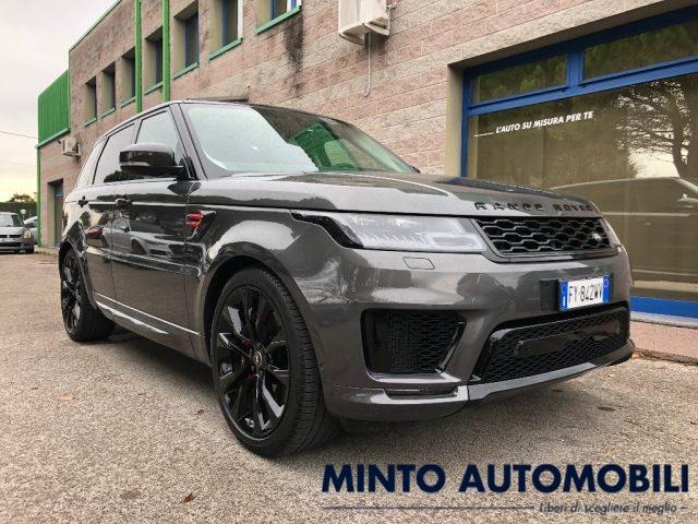 LAND ROVER Range Rover Sport 3.0 MHEV HSE 400 CV UNIPROPRIETARIO Immagine 0