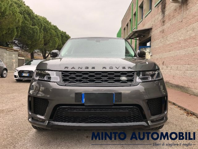 LAND ROVER Range Rover Sport 3.0 MHEV HSE 400 CV UNIPROPRIETARIO Immagine 2