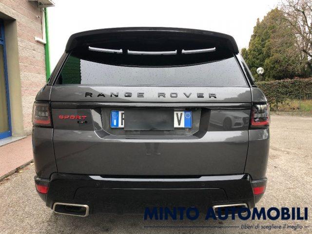 LAND ROVER Range Rover Sport 3.0 MHEV HSE 400 CV UNIPROPRIETARIO Immagine 3