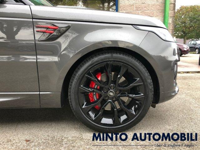 LAND ROVER Range Rover Sport 3.0 MHEV HSE 400 CV UNIPROPRIETARIO Immagine 4
