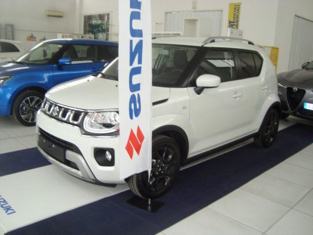 SUZUKI Ignis 1.2 Hybrid 4WD All Grip Top NUOVO CON ROTTAMAZIONE Immagine 2