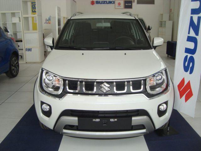 SUZUKI Ignis 1.2 Hybrid 4WD All Grip Top NUOVO CON ROTTAMAZIONE Immagine 3