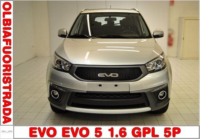 EVO Evo5 1.6 Bi-Fuel GPL  km