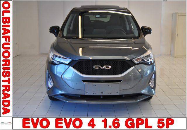 EVO Evo4 1.6 Bi-Fuel GPL  km