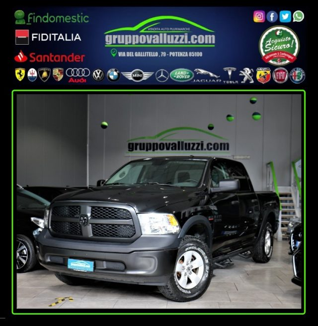 DODGE RAM Nero metallizzato