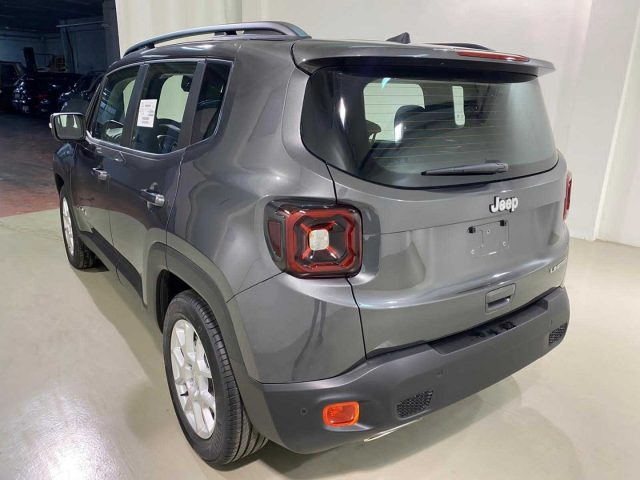 JEEP Renegade 1.6 MJT FWD Limited Navi Clima Aut. Km 0 Immagine 4
