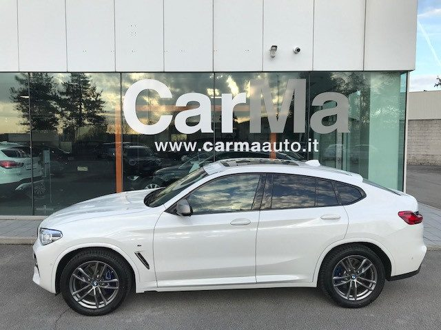 BMW X4 xDriveM40d LISTINO 90.200? Immagine 1