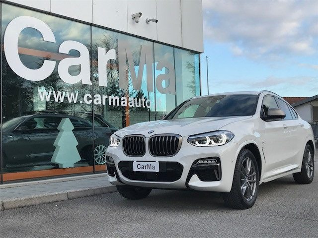 BMW X4 xDriveM40d LISTINO 90.200? Immagine 0