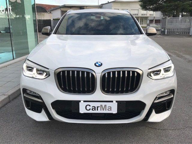 BMW X4 xDriveM40d LISTINO 90.200? Immagine 2