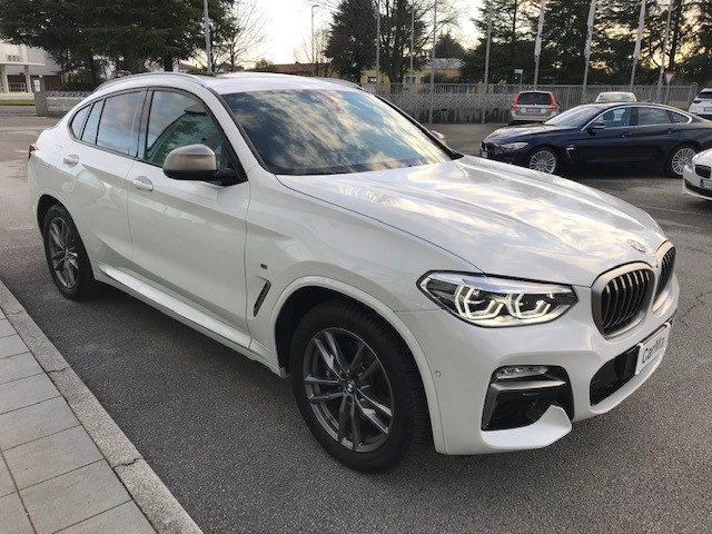 BMW X4 xDriveM40d LISTINO 90.200? Immagine 3
