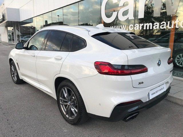 BMW X4 xDriveM40d LISTINO 90.200? Immagine 4